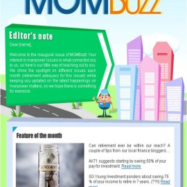 MOMBuzz Monthly EDM
