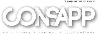 Consapp Website - consultancy . concept . applications