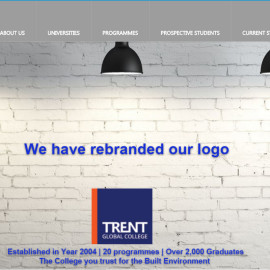 Trent Global College Website